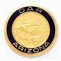 AZ State Pin