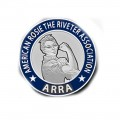 ARRA Lapel Pin Sterling