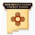 NM State Pin