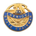 C.A.R. Ex-Senior State Chairman Pin