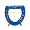 National Huguenot Society National Chairman Pin