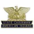 American Indians State Chairman