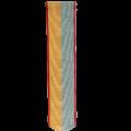 * Single Row Non-Magnetic WDAHA Ribbon