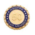 DFPA 50 Year Member