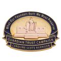 14K Guardian Trust Campaign Pin - Caroline Scott Harrison