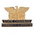 Community Classroom State Chairman