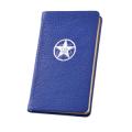 1812 Leather Pocket Notebook