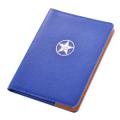 1812 Leather Spiral Bound Notebook
