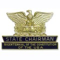 Bicentennial Of Constitution, USA State Chairman