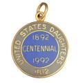 1812 Centennial Charm