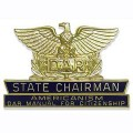Americanism-DAR Manual for Citizenship State Chairman