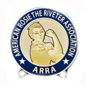 * ARRA Official Emblem  Gold Plate