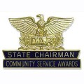 Community Service Awards State Chairman