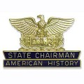 American History State Chairman