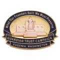 DAR Guardian Trust Campaign Pin - Eugenia Washington