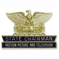 Motion Picture and Television State Chairman
