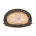 14K DAR Guardian Trust Campaign Pin