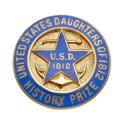 1812 History Prize Pin