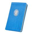 CDXVII Leather Pocket Notebook