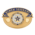 1812 Women Veterans Pin