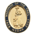 14K 1928-2003 Madonna of the Trail