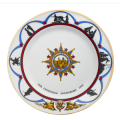 DFPA Centennial Plate Set of (4)