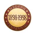 DFPA Centennial Pin