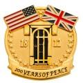 1812 Bicentennial Pin