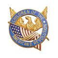 C.A.R. Large Emblem w/ Large Ring