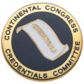 Continental Congress Credentials Committee