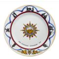 DFPA Centennial Plate