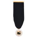 EAW Insignia on 1 1/4 Black Ribbon