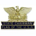 Flag of the USA State Chairman