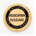 14K DAR National Vice Chair. Assoc.