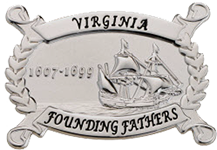 Sons and Daughters of Virginia Founding Fathers