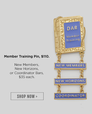 Member Training Pin