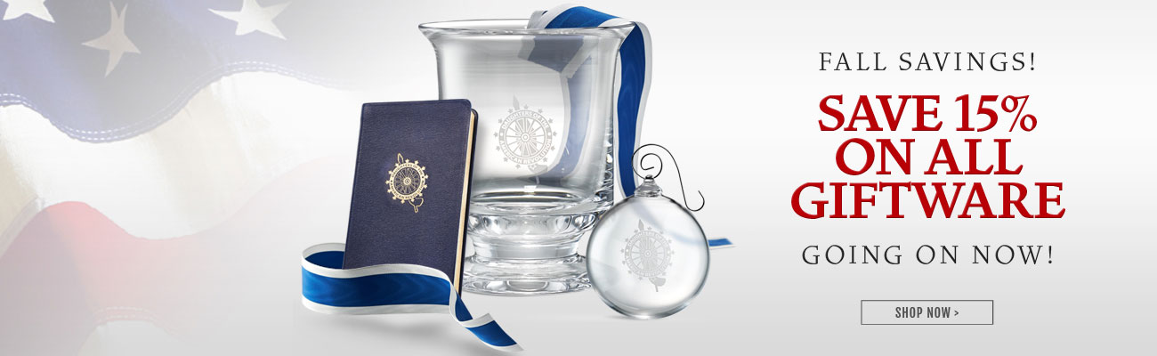 15% off giftware items