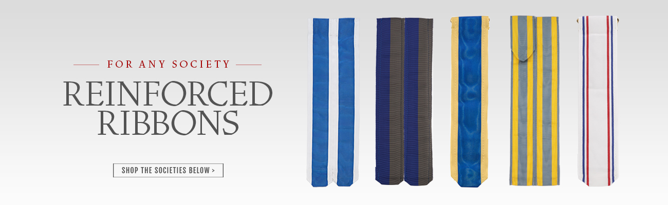Reinforced Ribbons