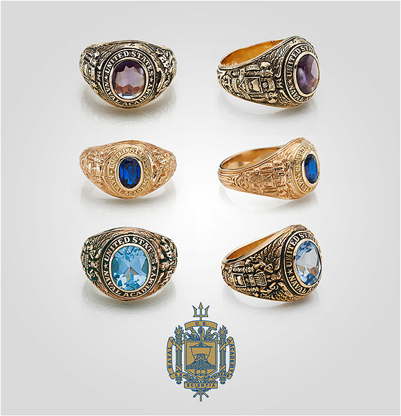 United States Naval Academy rings